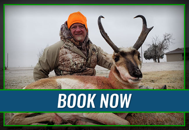 Book a Trip with Eastern Colorado Outdoors